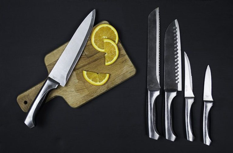 Flera-typer-av-köksknivar