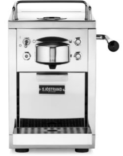 Sjöstrand-Espresso-kapselmaskin