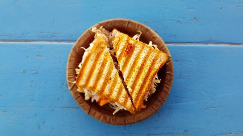 Varm-smörgås