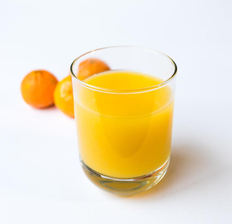 Glas-med-juice